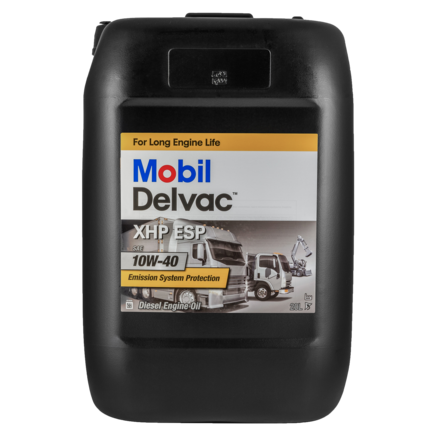 Mobil Delvac City Logistics M 5W-30, 20л