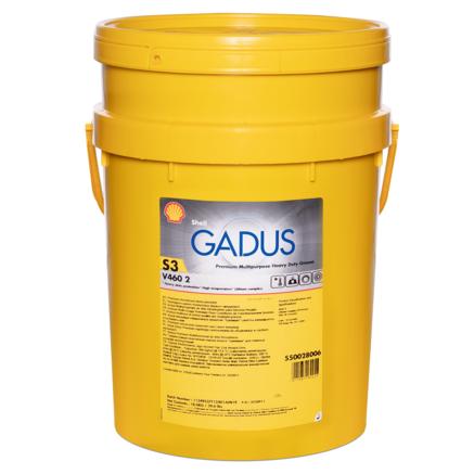 Shell Gadus S3 V460 2, 18кг