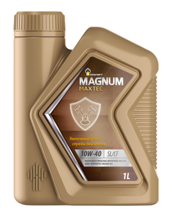Роснефть Magnum Maxtec 10W-40 SL/CF, 1л