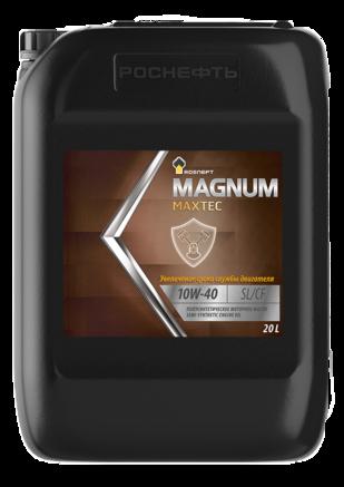 Роснефть Magnum Maxtec 10W-40 SL/CF, 20 л