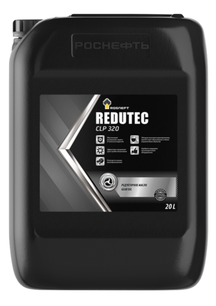 Роснефть Redutec CLP 320, 20 л