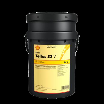 Shell Tellus S2 V 46, 20л