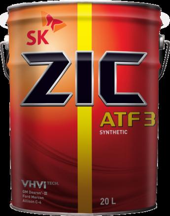 ZIC ATF Dexron 3, 20л