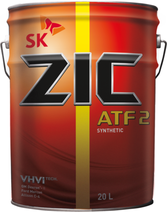 ZIC ATF Dexron 2, 20л