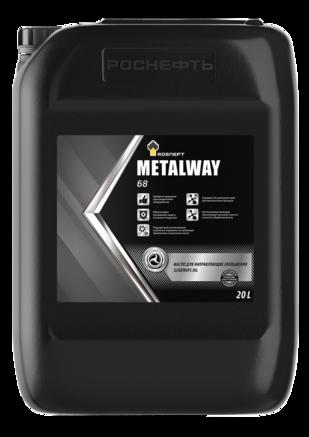 Роснефть Metalway 68, 20 л