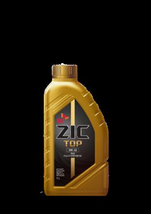 ZIC TOP SN/CF 0W-40, 1л
