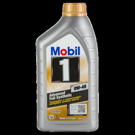 Mobil 1 FS 0W-40, 1л