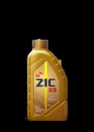ZIC X9 LS SN/CF 5W-30, 1л