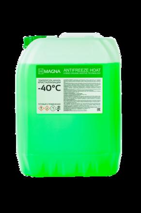 Антифриз MAGNA G-11 зеленый -40, 20кг