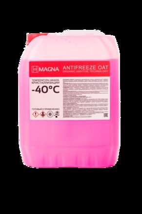 Антифриз MAGNA G-12 красный -40, 10кг