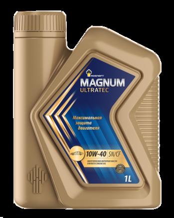 Роснефть Magnum Ultratec 10W-40 SN/CF, 1л