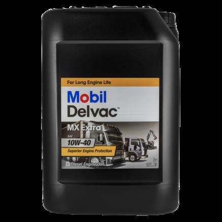 Mobil Delvac LCV 10W-40, 20л