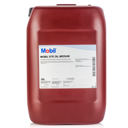 Mobil DTE Oil Medium, 20л