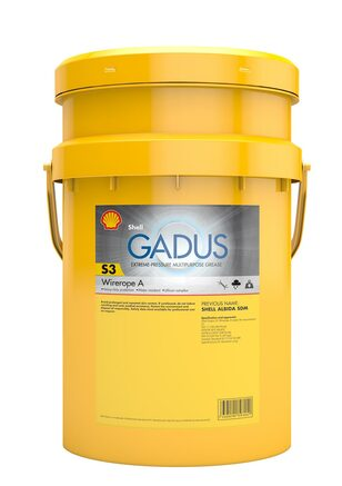 Shell Gadus S3 Wirerope T, 18кг