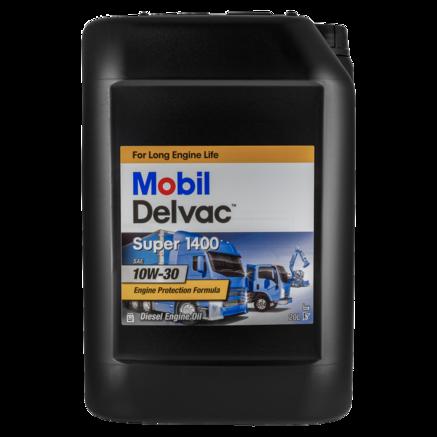 Mobil Delvac Super 1400 10W-30, 20л