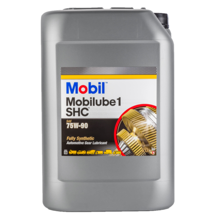 Mobil Molilube 1 SHC 75W-90, 20л
