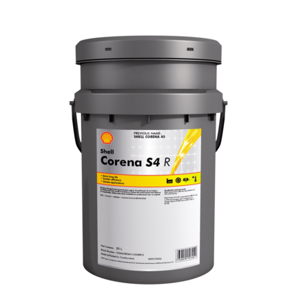 Shell Corena S4 R46, 20л