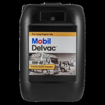Mobil Delvac XHP ESP 10W-40, 20л