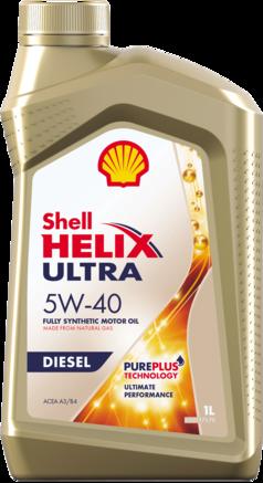 Shell Helix Ultra Diesel 5W-40, 1л