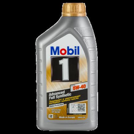 Mobil 1 FS x1 5W-40, 1л