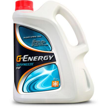 G-Energy Antifreeze SNF, 220кг